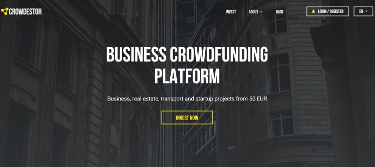 Crowdestor is one of the best platforms to invest in Crowdlending