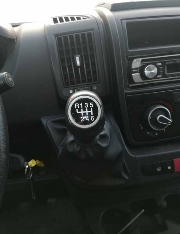 Fiat Ducato 2-3 Multijet 2015 - 12