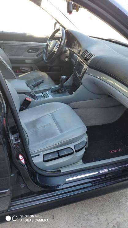 Usado BMW 525D 2002 - 6