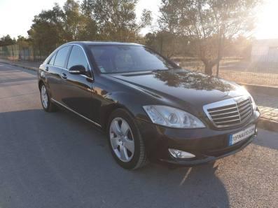 Usado Mercedes S 320 CDI 2007 - 18