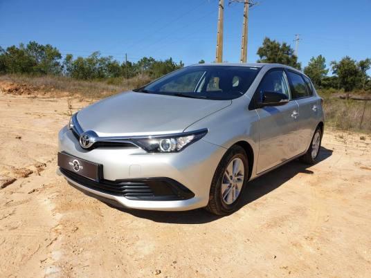 Usado Toyota Auris D4D 2016 - 11