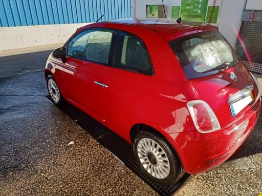 usado Fiat 500 2009 - 1