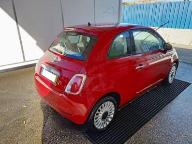 usado Fiat 500 2009 - 5