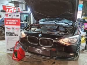 Limpeza de injetores diesel e gasolina 1