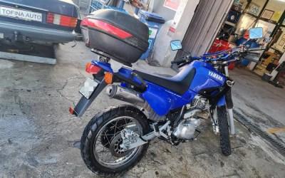 Yamaha XT 600 de 1999
