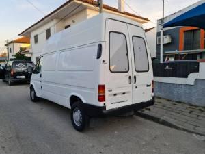 Aluguer Carrinha Low Cost 5