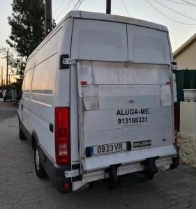 Aluguer Carrinha Low Cost 14