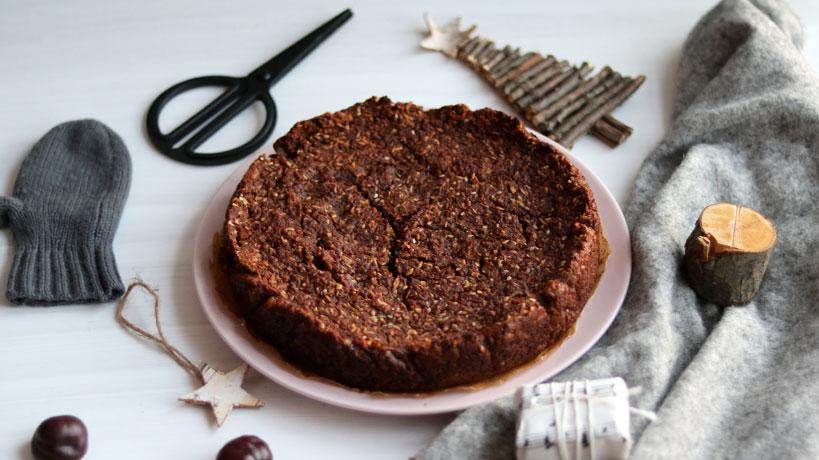 Super quick pumpkin and carrot cake, vegan & gluten free | Tofobo Family