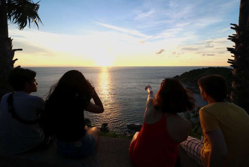Promthep Cape - One Of The Best Spots To Catch The Sunset In Phuket | Tofobo Family