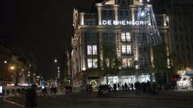 Be Bienkorf, forever one of my favourite department stores (no it doesn`t matter that I`ve never bought anything from there).