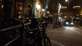 Bicycles & Beer : Amsterdam by Night