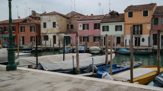 The next morning I hopped over to Murano, the neighboring island of Hand-blown Glass.