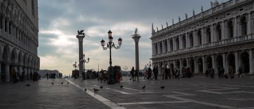 Venice: Just as picture-perfect as I'd imagined.