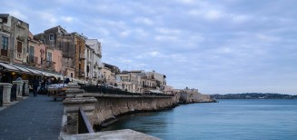 Beautiful Siracusa waking up from it's winters nap.