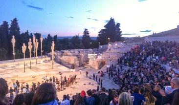 Siracusa Festival of Greek Theatre | tofollowarrows.wordpress.com #solocosebelle #Italy #Sicily