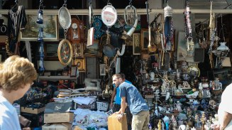 Athens markets