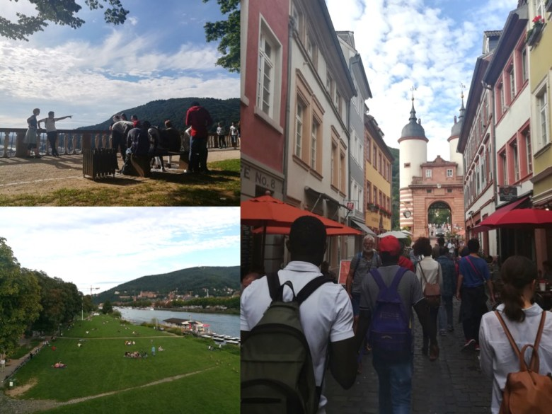 Auflug Heidelberg