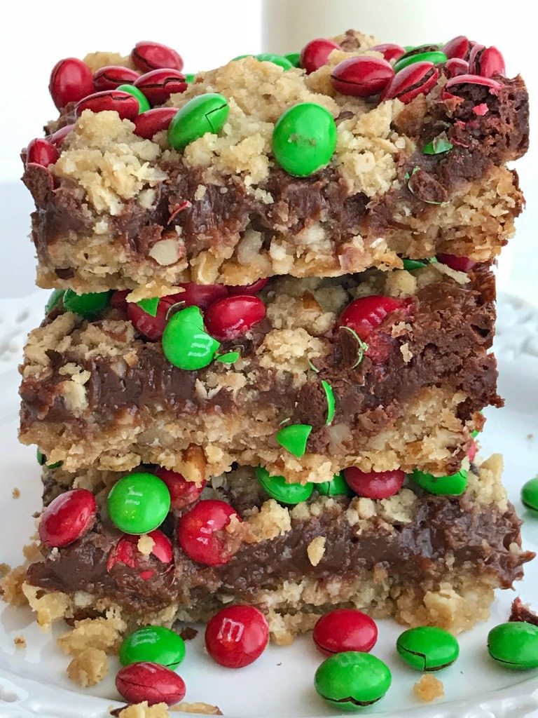 Christmas goody bars together as family chocolate fudge christmas goody bars chocolate fudge christmas cookies dessert dessert forumfinder Choice Image