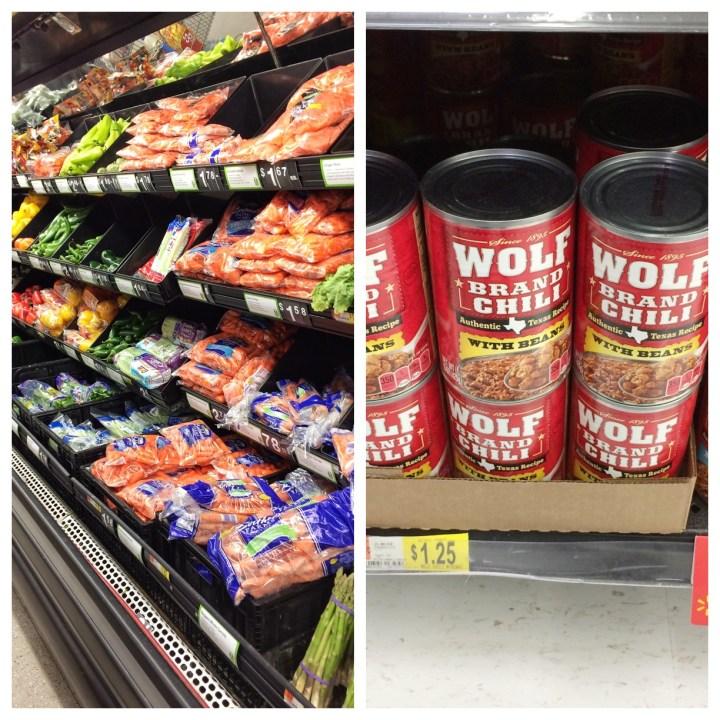 ConAgra Foods at Wal-Mart