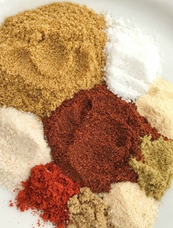 Homemade DIY Taco Seasoning   No need to buy those packets at the grocery store. This homemade taco seasoning comes together in minutes and tastes so much better than any packet. No MSG, no additives, lower sodium than the store packets. Plus, its a few simple all natural spices and seasonings that make this homemade taco seasoning full of flavor.