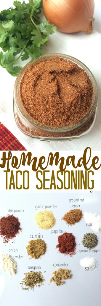 Homemade Taco Seasoning | Together as Family