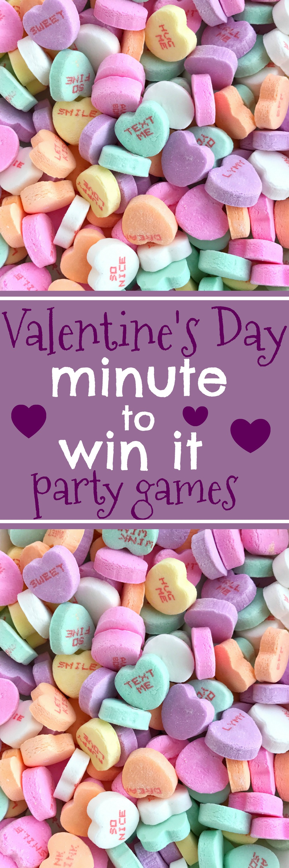 valentines day minute to win it games perfect for a valentines day classroom party - Valentine Minute To Win It Games