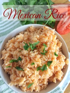 {the best} MEXICAN RICE | www.togetherasfamily.com
