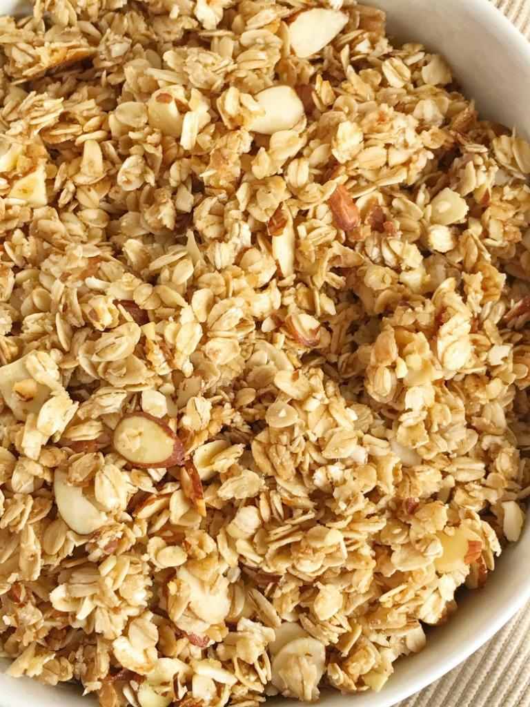 Oats Honey Almond Granola