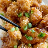 Crispy Honey Chicken