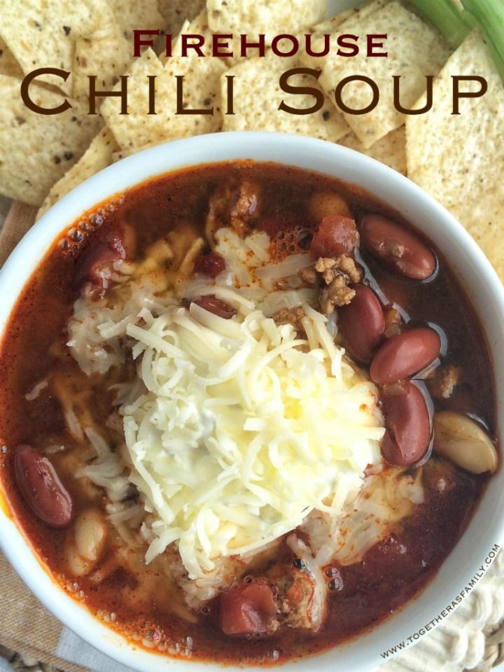 Firehouse Chili Soup
