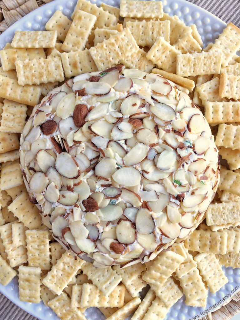 Creamy, smooth, and delicious. This classic cheeseball is the best and so easy to make.