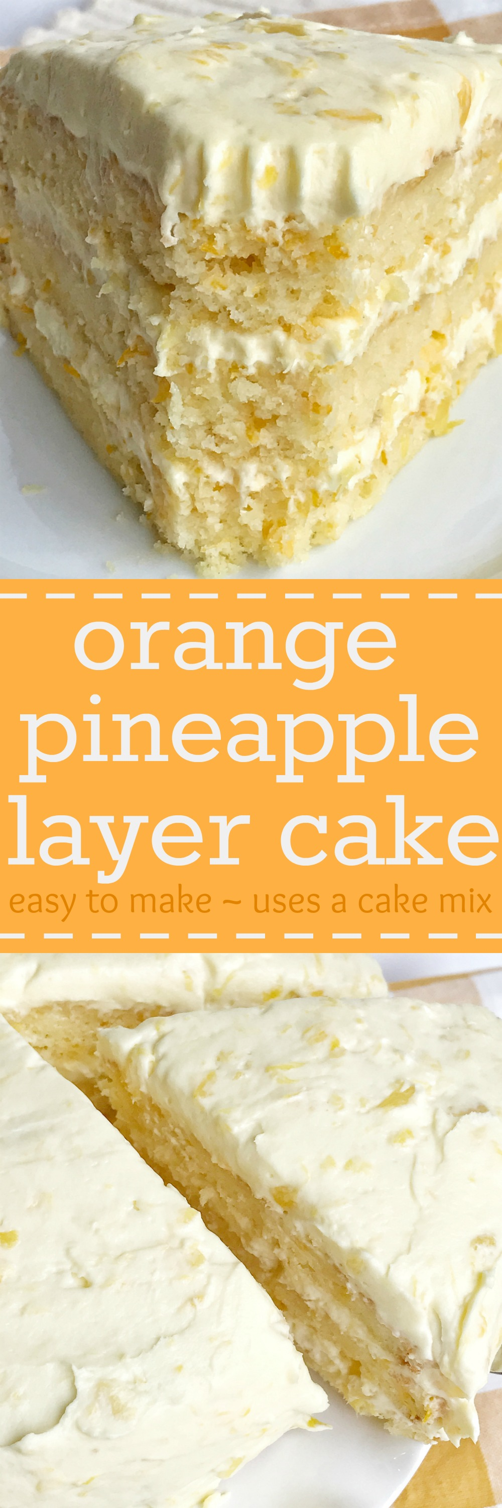 Carrot Cake Recipe With Pineapple Box
