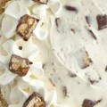 No Bake Snickers Cheesecake Cream Pie | No Bake Desserts | Cheesecake | Dessert | Cream Pie | No Bake Pie Recipe | Together as Family #nobakedesserts #nobakerecipes #cheesecake #cheesecakerecipe