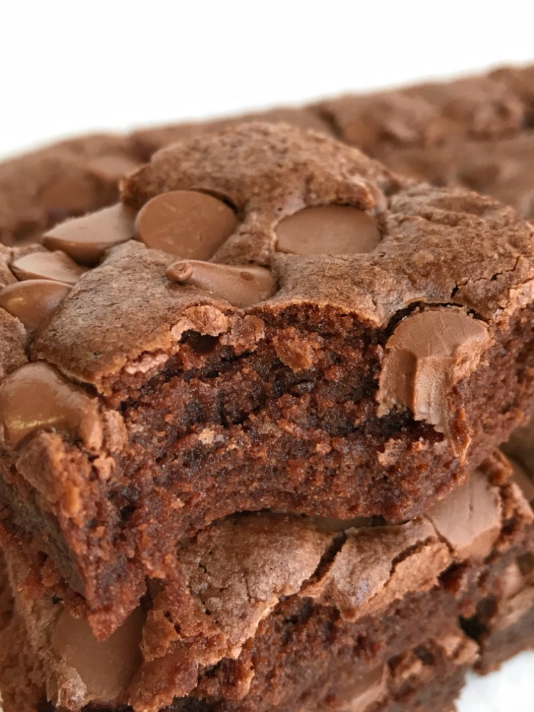 Make Brownies Out Of A Cake Mix