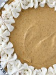 No Bake Marshmallow Pumpkin Pie | Pumpkin Pie Recipe | No Bake Pie | No Bake Pumpkin Pie | No bake marshmallow pumpkin pie is a sweet and fluffy twist to classic pumpkin pie. Marshmallow, Cool whip, and pumpkin combine to make a delicious pumpkin pie in a store-bought graham cracker crust. #pumpkin #pumpkinspice #nobake #dessert #easydessert #recipe #recipeoftheday