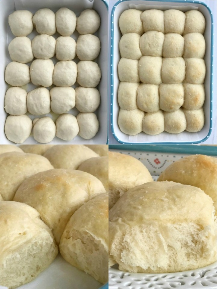 Soft and fluffy One Hour Rolls are a fail-proof, easy yeast recipe that anyone can make.  Perfect for a Holiday dinner like Thanksgiving and easy enough for family diner too!