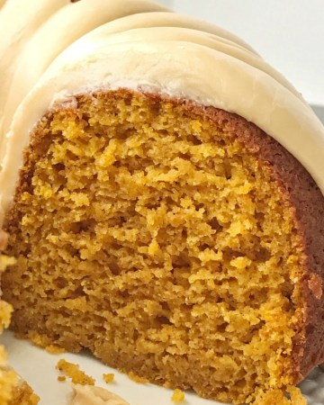Caramel Pumpkin Bundt Cake | Pumpkin Cake | Pumpkin Bundt Cake | Caramel Dessert | Caramel pumpkin bundt cake is so moist and flavorful topped with a homemade salted caramel frosting. You will love this pumpkin cake! #pumpkin #pumpkinspice #pumpkincake #dessertrecipe #recipeoftheday #thanksgivingrecipes