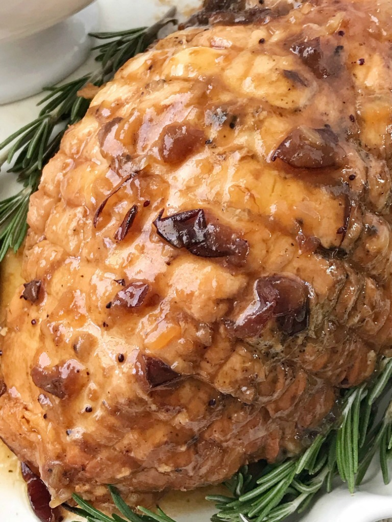 Crock Pot Cranberry Turkey Breast Together As Family
