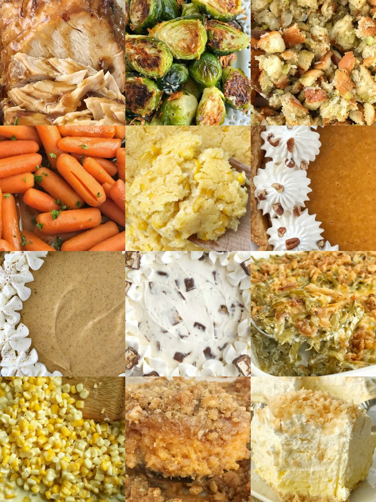 Family Favorite Thanksgiving Recipes Together As Family