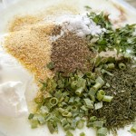 Ranch Dressing from Scratch | Ranch Dressing Recipe | Homemade Ranch Dressing is simple to make and tastes better than anything in the bottle! This ranch dressing recipe uses dried spices so it's cheap to make and easy. No chopping required. #ranchdressing #homemaderecipes #homemaderanchdressing #recipeoftheday