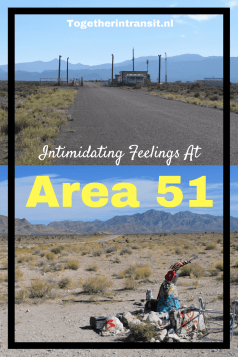 Intimidating Area 51 and Spotting Aliens on the Extraterrestrial Highway, Nevada