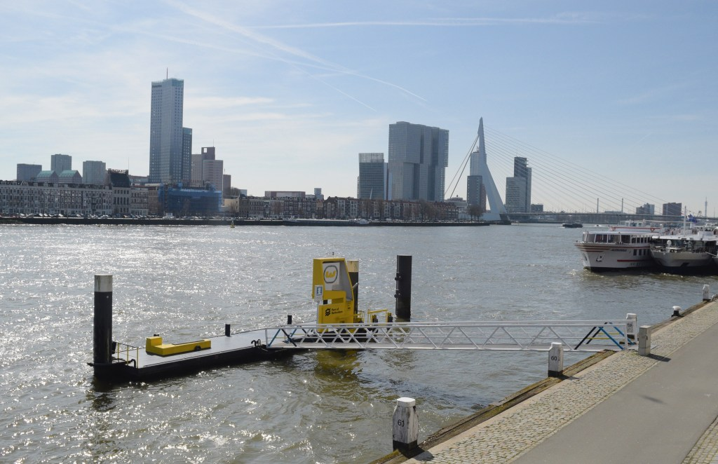 Water Taxi in Rotterdam togetherintransit.nl 5