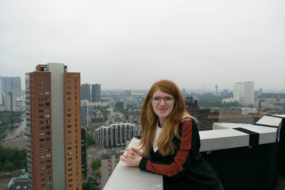 Dakendagen Rotterdam Rooftop Days at top of WTC
