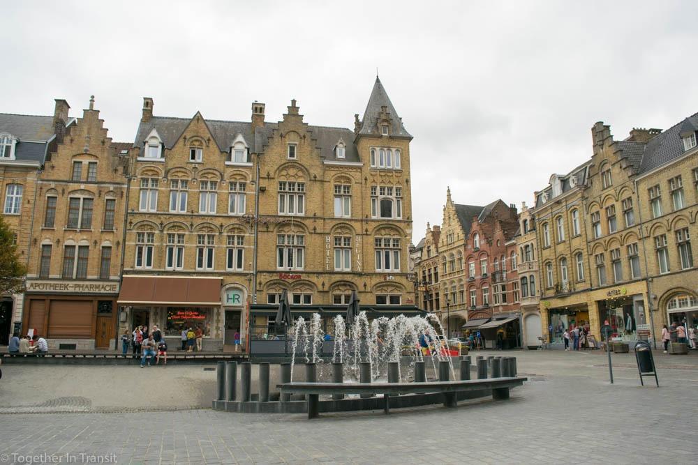 Weekend in Ypres Belgium