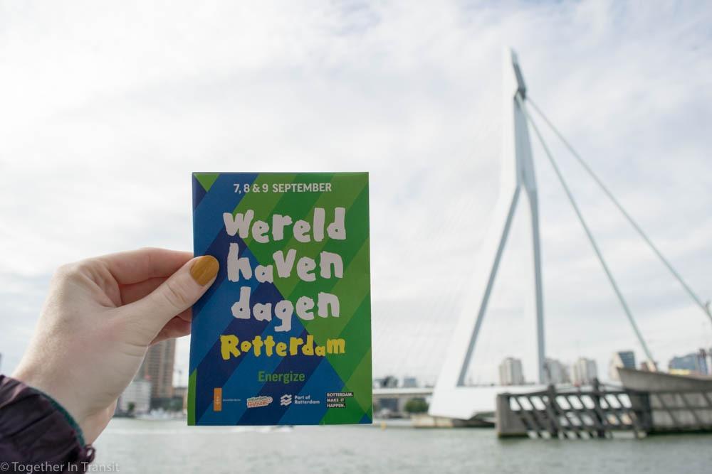 Wereldhavendagen 8th September 2018