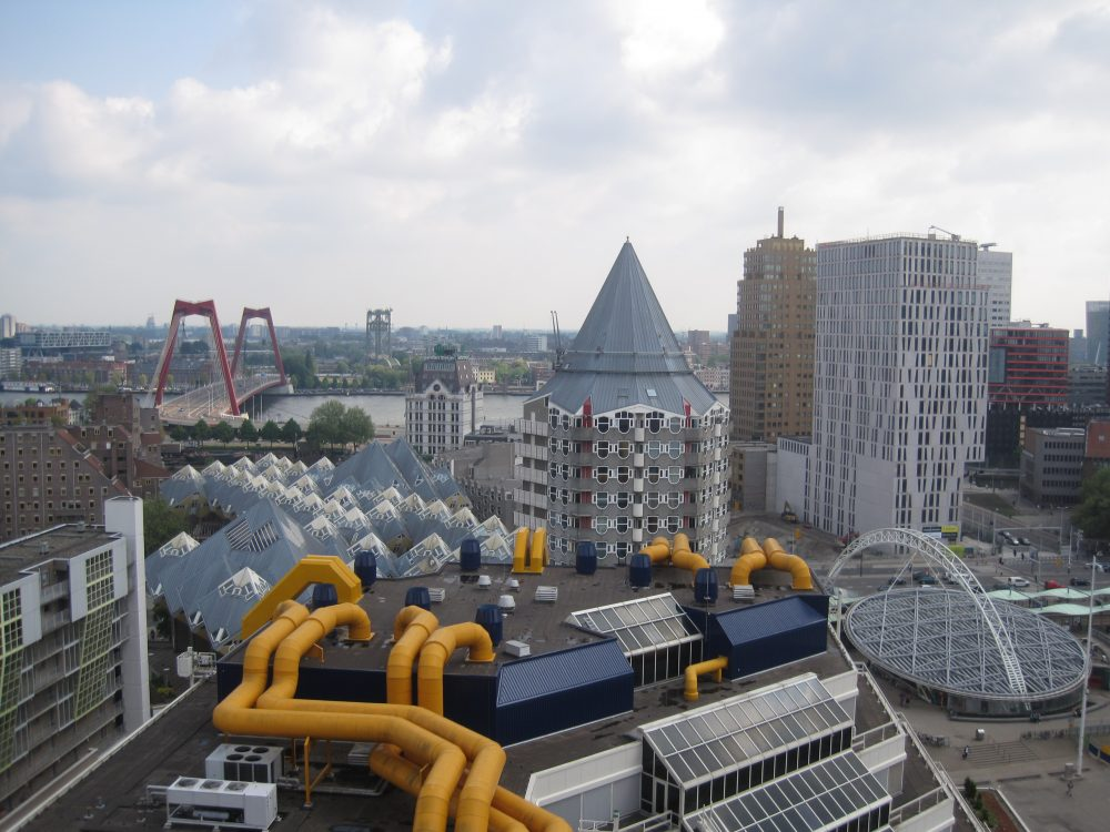 Where to stay in Rotterdam, Netherlands