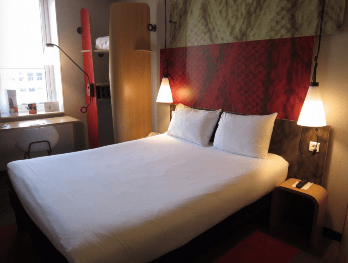 Where to stay in Rotterdam - Ibis Hotel Rotterdam