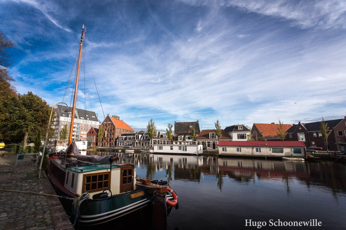 Weekend getaway ideas in the Netherlands - Leeuwarden