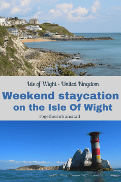 Weekend staycation on the Isle Of Wight togetherintransit.nl