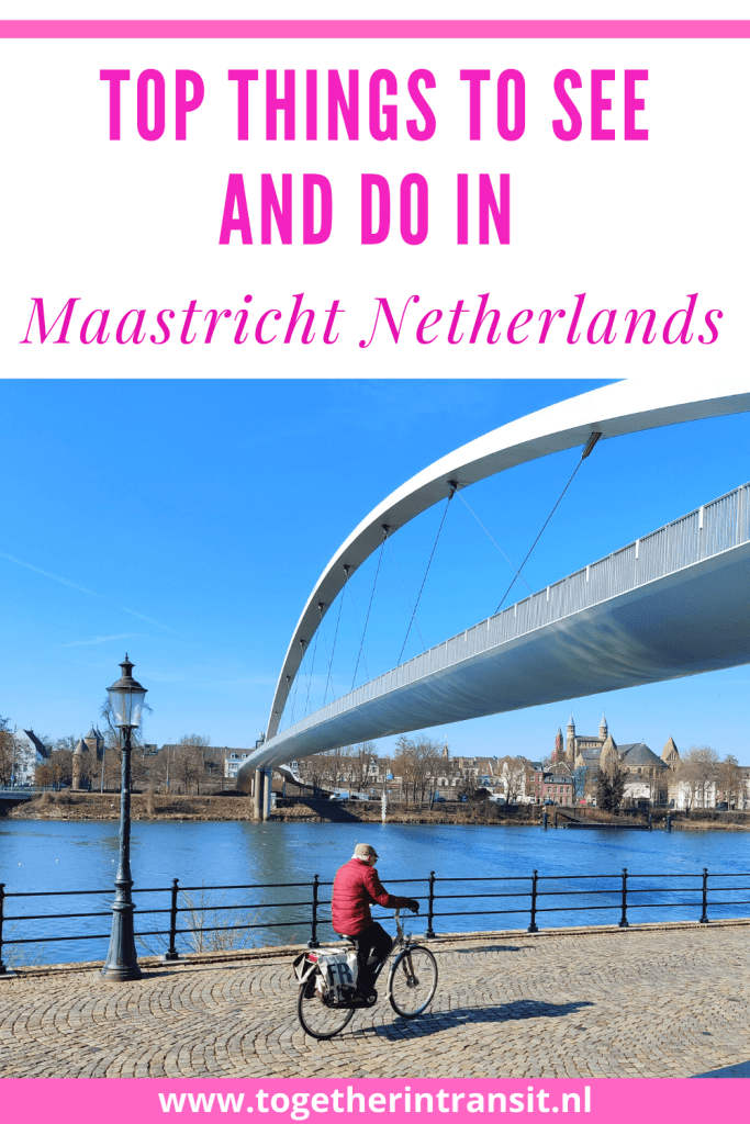 Maastricht Netherlands might not have been on your top travel list for the Netherlands, but let's see if we can convince you to visit with these top things to see and do in Maastricht Netherlands! #travel #netherlands #maastricht